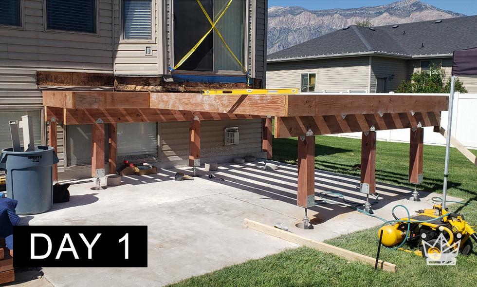 Farr West Utah Deck Builder