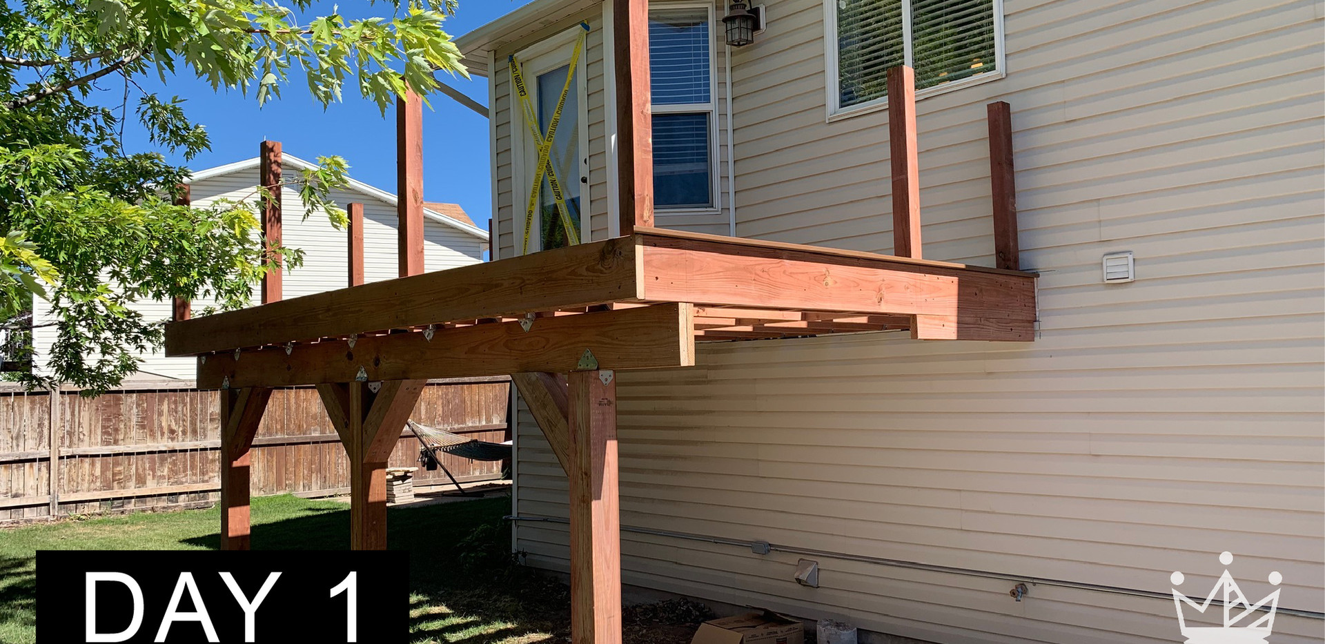 Centerville Utah Deck Builder