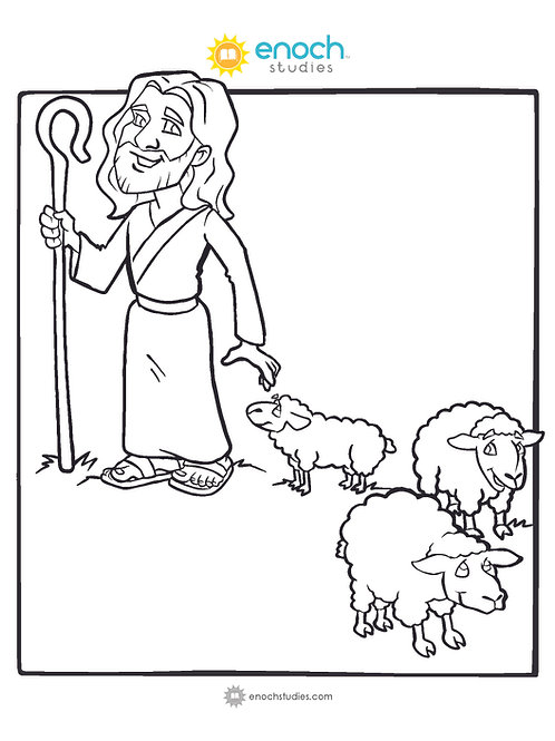 Jesus Christ the Shepherd