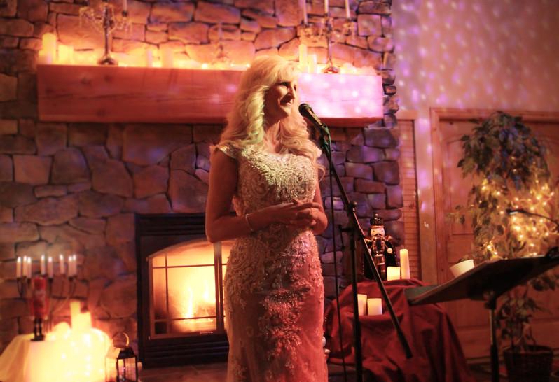 Alicia Blickfeldt musician private concert
