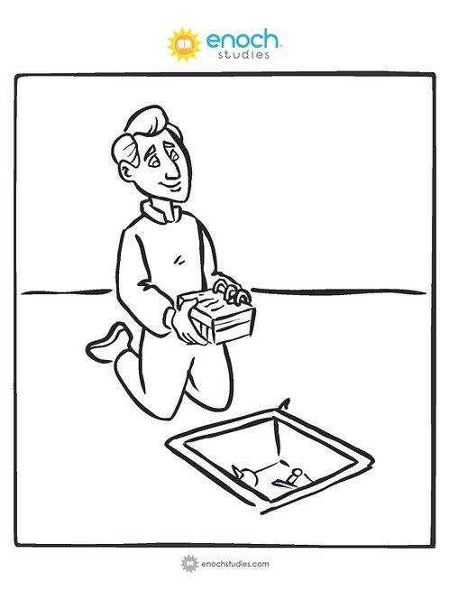 Joseph Smith & The Plates