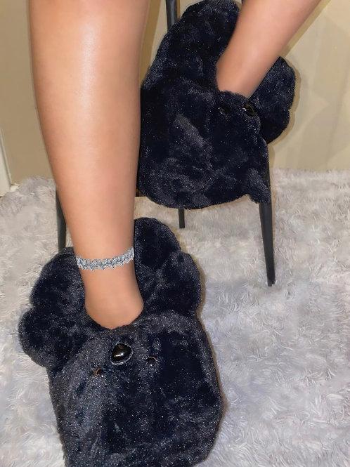 Beary Beautiful Slippers