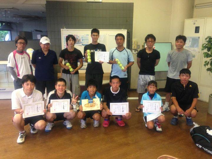 Facebook - 本日は、大阪にてプチシングルス大会を開催! 連日の開催のため、さすがに今日はプレーしませんでしたが、参加して下さった皆様、暑い中、ありがと