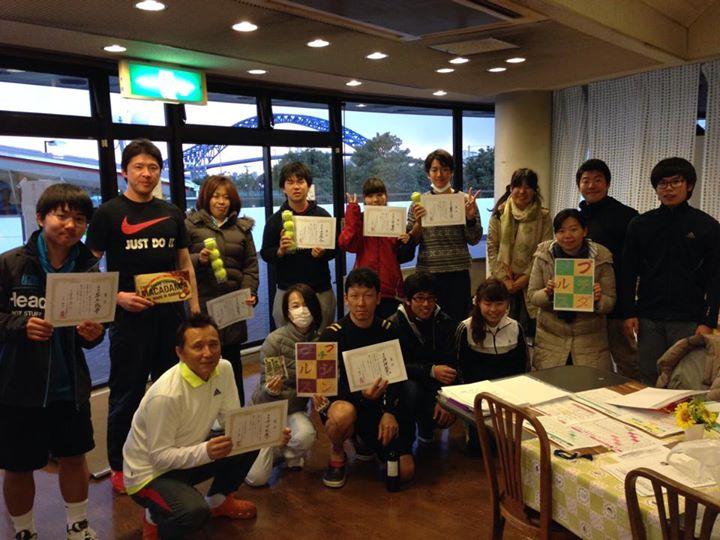 Facebook - 昨日の大阪大会より。  シングルス、優勝させていただきました!