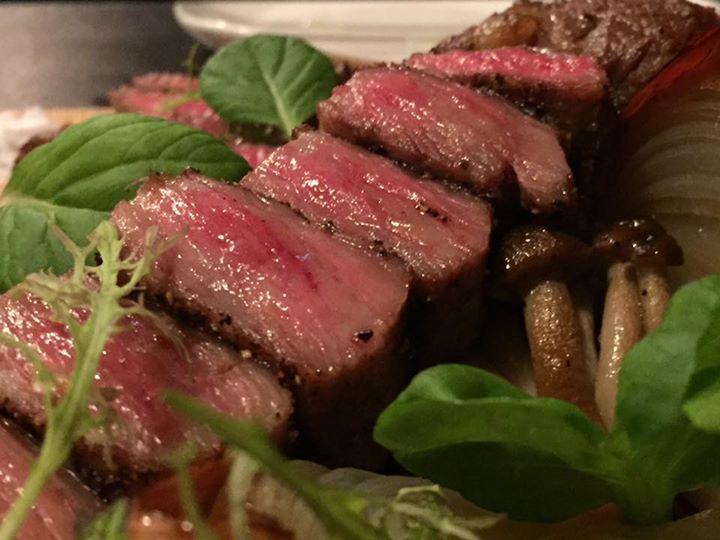 BMS神戸のアフターで、いつものキッチンラボに。_いつもながら美味!