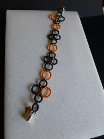 Diva Bracelet Orange  *7678