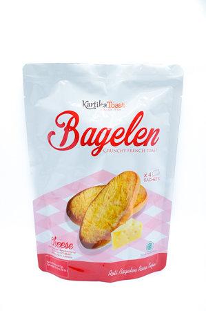 Kartika Toast Bagelen Cheese