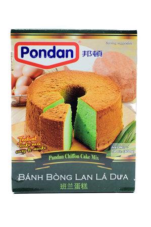 Pondan Pandan Chiffon