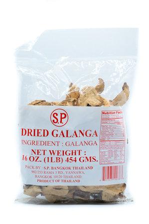 Dried Galanga