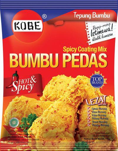 Kobe Spicy Coating