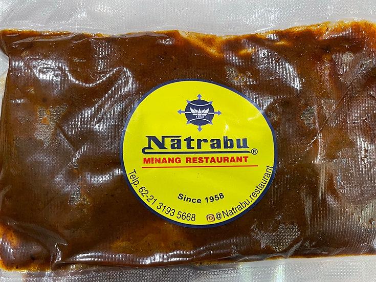 Rendang Daging Natrabu