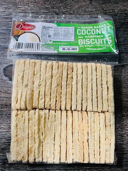 Deliamor Coconut Biscuits