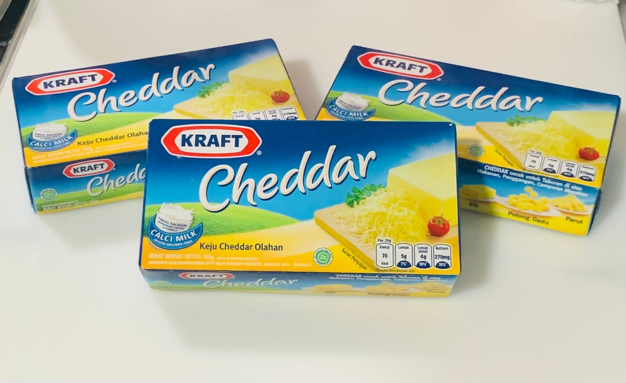 Keju Kraft Cheddar