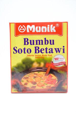Munik Bumbu Soto Betawi