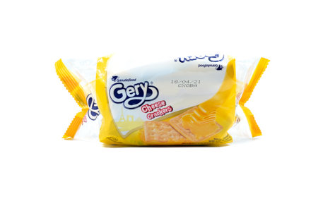 Gery Cheese Crackers