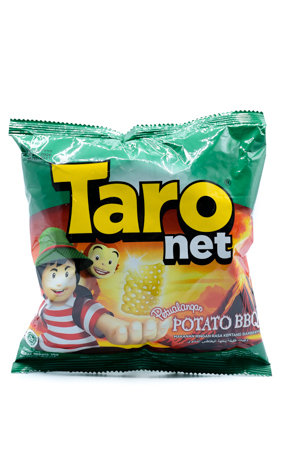 Taro Net (BBQ)family size
