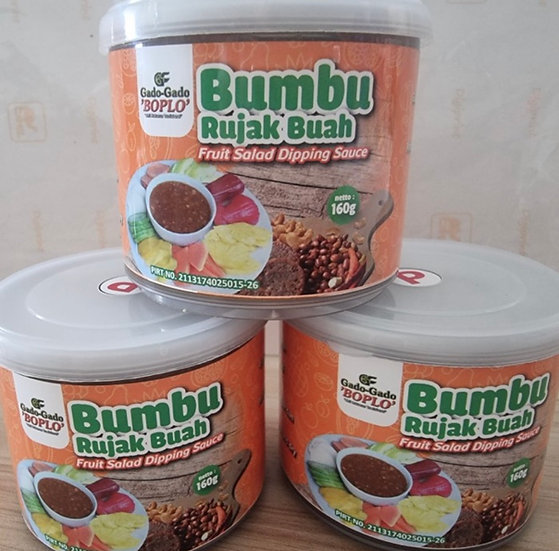 Bumbu Rujak Boplo