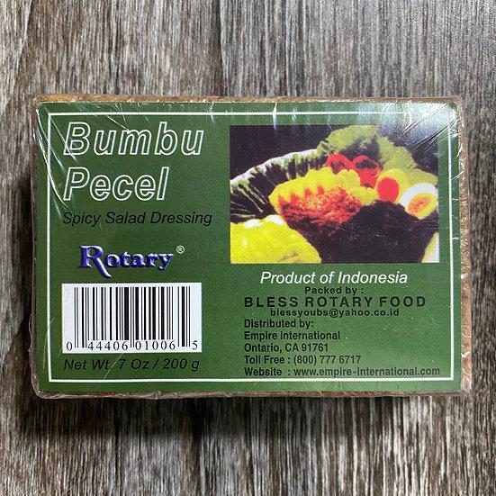 Rotary Bumbu Pecel