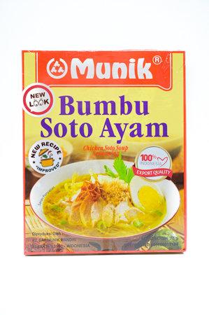 Munik Bumbu Soto Ayam