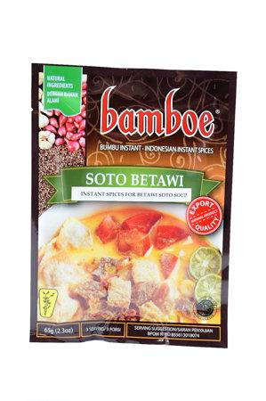 Bamboe Soto Betawi