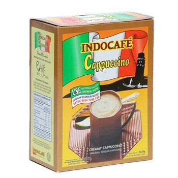 Indocafe Cappucino (5 in 1 )