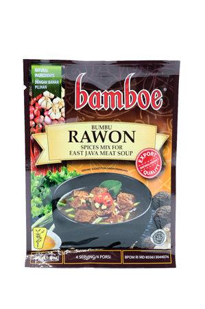 Bamboe Rawon