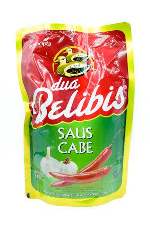 Belibis Saus Cabe (Refill)