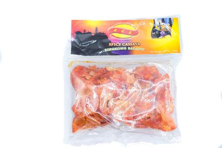 ACS Spicy Cassava Chips