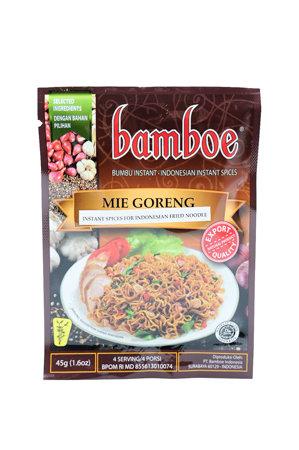 Bamboe Mie Goreng