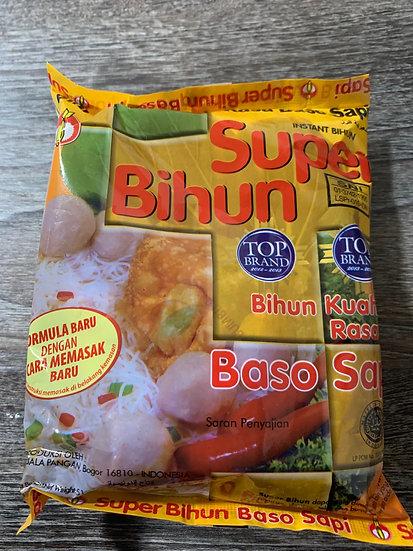 Super Bihun Baso Sapi