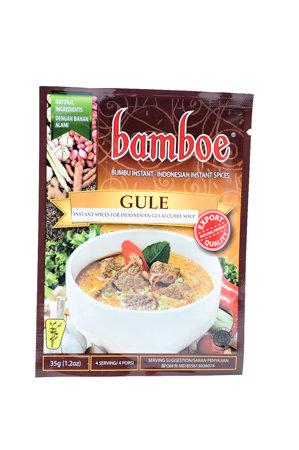 Bamboe Gule