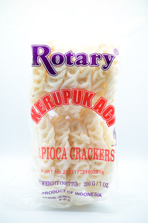 Rotary Kerupukaci