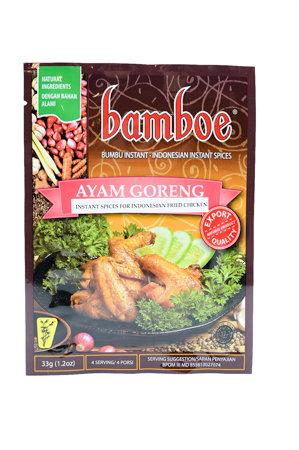 Bamboe Ayam Goreng