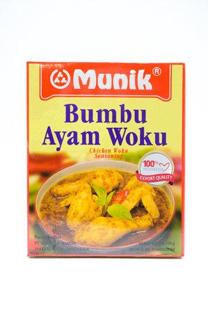 Munik Bumbu Ayam Woku