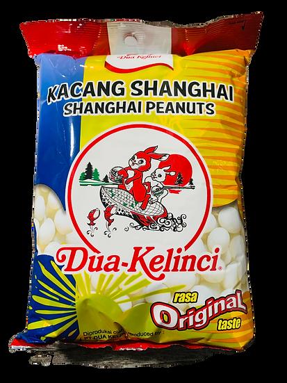 Kacang Shanghai Dua kelinci