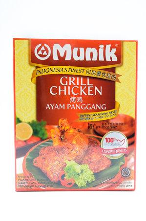 Munik Ayam Panggang
