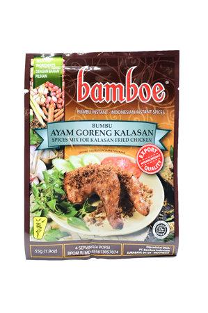 Bamboe Ayam Goreng Kalasan