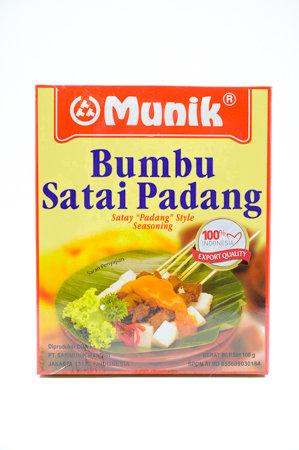 Munik Bumbu Satai Padang