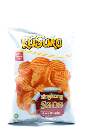 Kusuka Singkong Balado