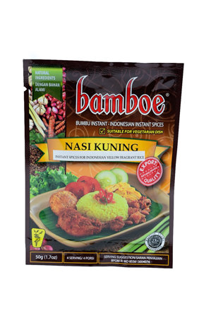 Bamboe Nasi Kuning