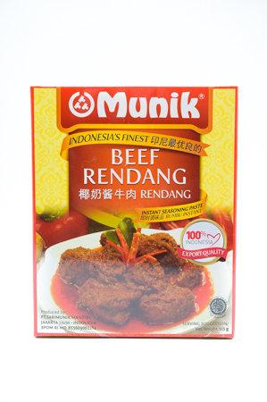 Munik Beef Rendang