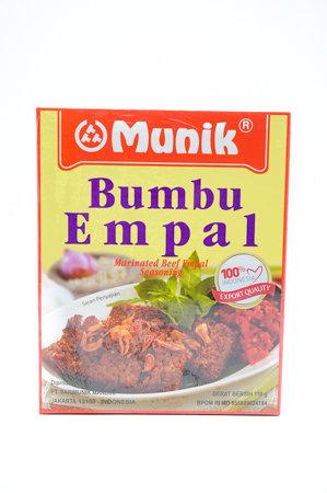 Munik Bumbu Empal