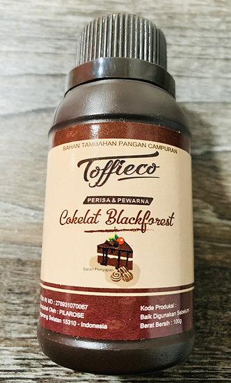 Toffieco Cokelat Blackforest