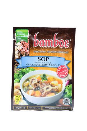 Bamboe Sop