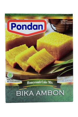 Pondan Bika Ambon Yellow
