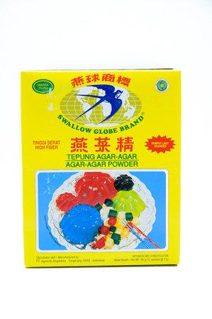 Swallow Agar Agar Plain Jelly Powder