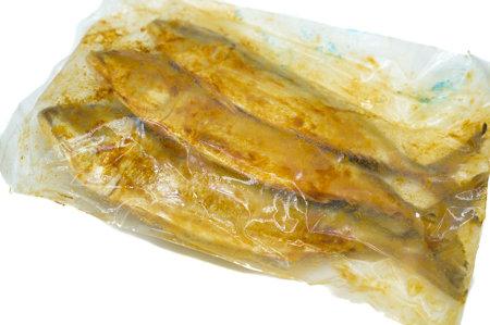 Ikan Asin Peda
