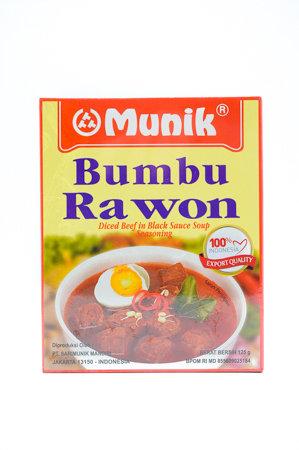 Munik Bumbu Rawon