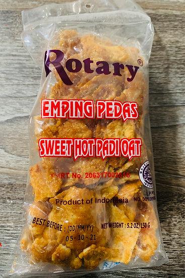 Rotary Emping Pedas