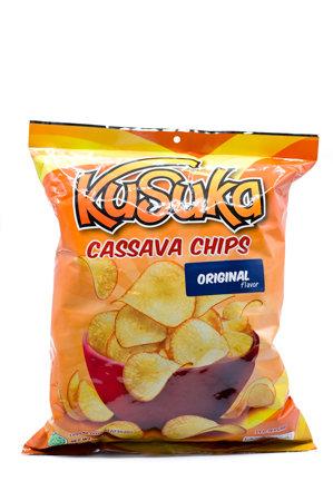 Kusuka Cassava Chips (Original)